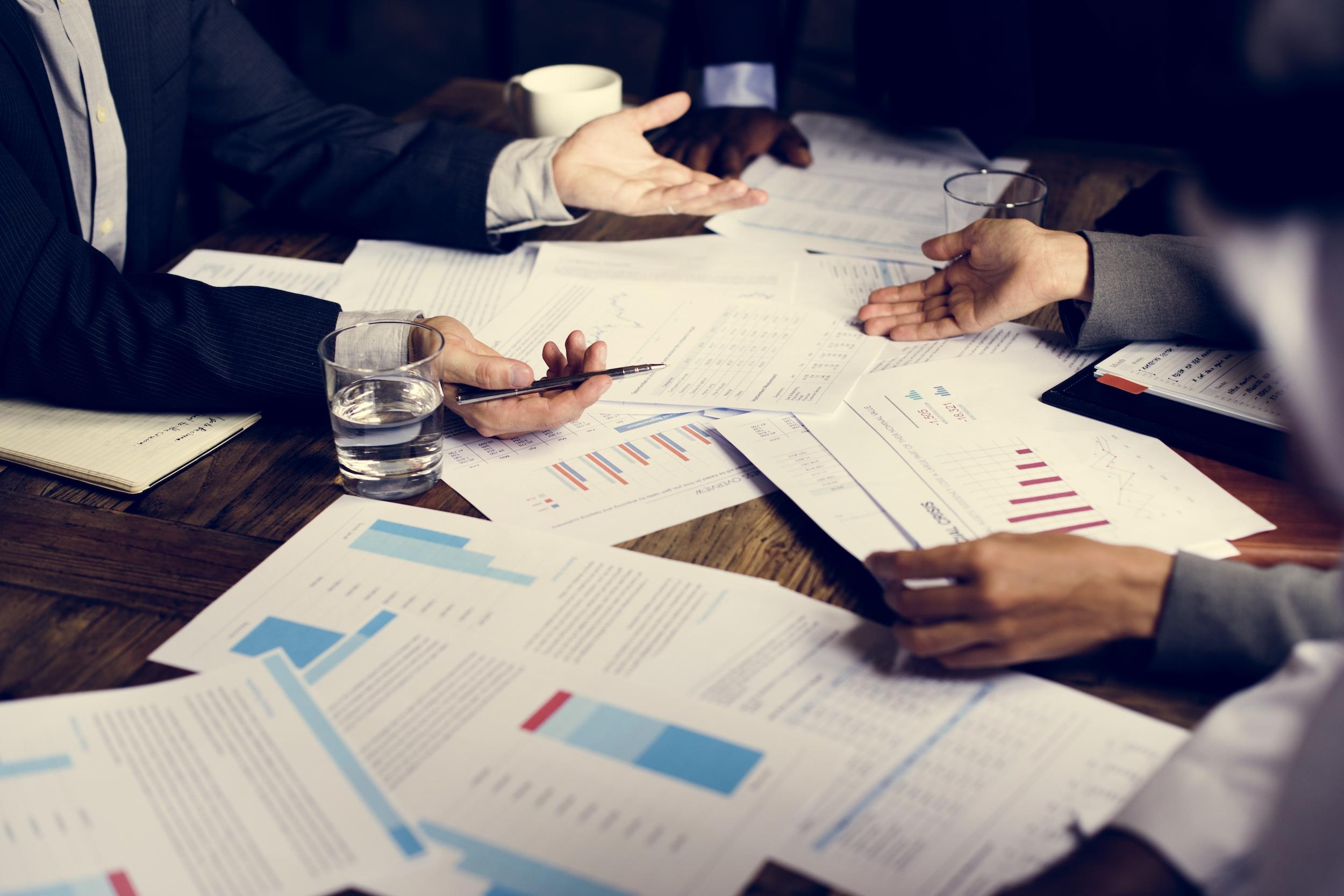 Chartered creative - Conseil en stratégie - Business Angels