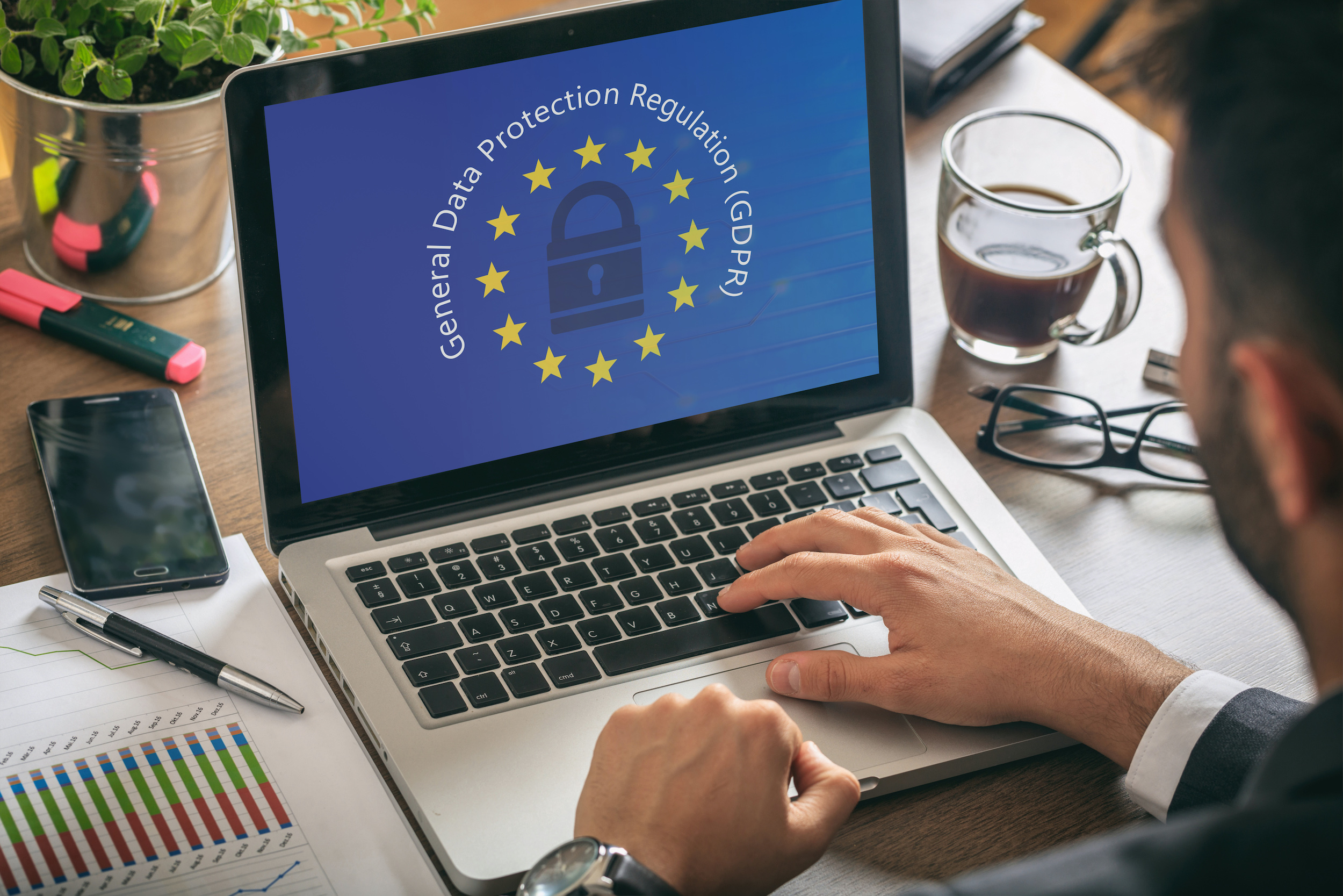 Chartered creative - Conseil en stratégie - General Data Protection Regulation
